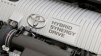 Toyota Hybrids Versus